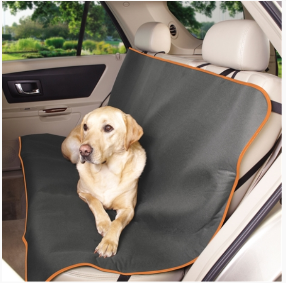 Insect Shield Dog Car Seat Cover