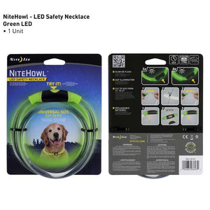 Nite Ize NiteHowl LED Dog Safety Necklace