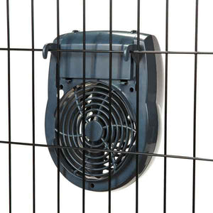 Cool Pup Portable Pet Crate Fan