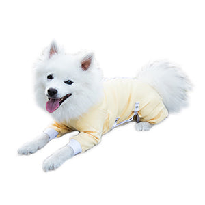 4d43e2fce6c Tulane s Closet Post Surgery Dog Onesie