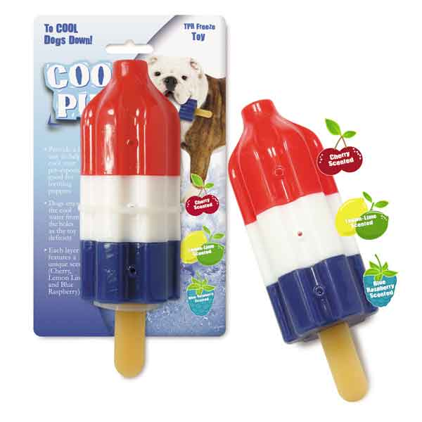 Cool Pup Popsicle Toy