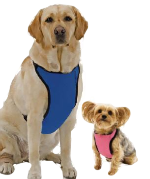 Kumfy Tailz Cooling and Warming Harness