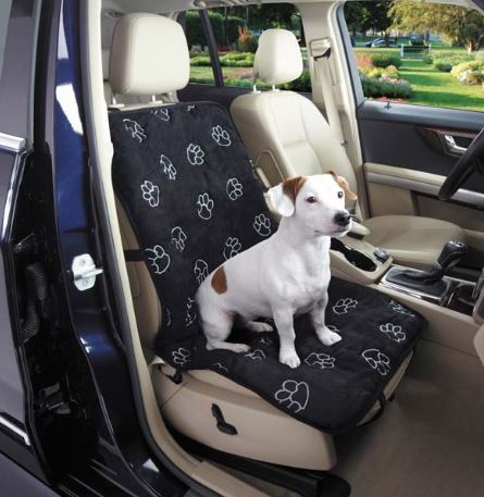 Guardian Gear Pawprint Single Car Seat Cover