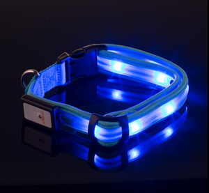 Nite Beams LED Lighted Dog Collar