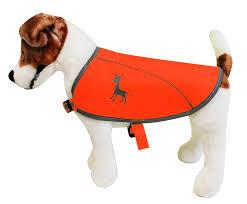 Alcott Essentials Neon Orange Dog Visibility Vest