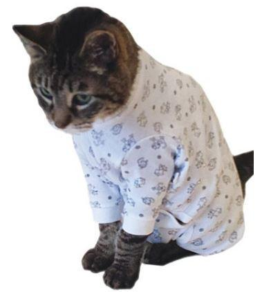Cat Post Surgery Onesie - Keep Doggie Safe