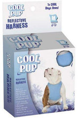 Cool Pup Dog Cooling Reflective Harness - Keep Doggie Safe
