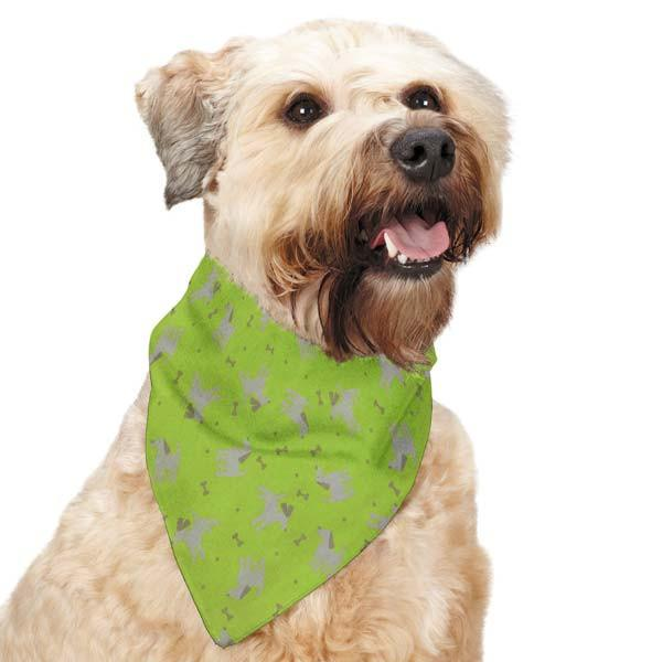 Dog Bandana With Anti-Insect Repellent - Keep Doggie Safe
