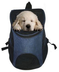Front & Back Pet Carrier - Keep Doggie Safe