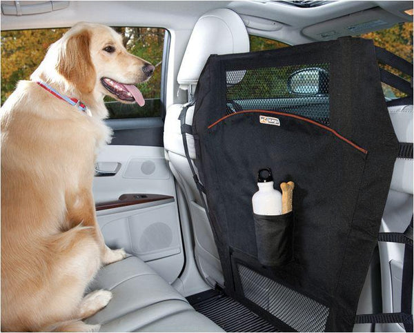 Dog Seat Barrier -Keeps You Both Safe - Keep Doggie Safe