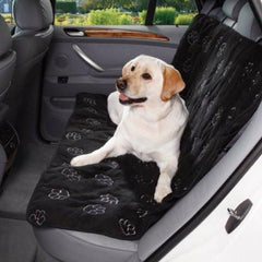 Pawprint  Back Seat Covers - Keep Doggie Safe