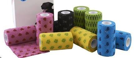 Fun-Flex Pet Bandage - Keep Doggie Safe