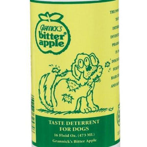 Grannick's Bitter Apple Spray - Keep Doggie Safe