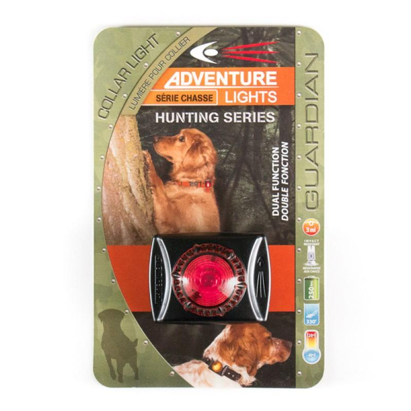 Adventure Lights Guardian Hunting Dog Safety Light Keep