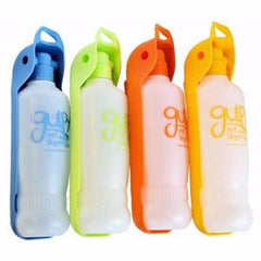 Gulpy Portable Water Bottle - Keep Doggie Safe