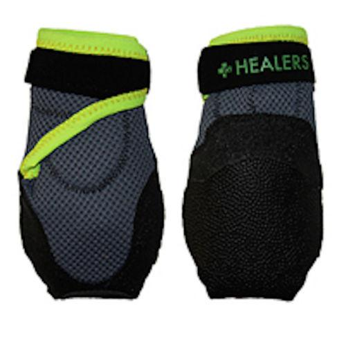 Healers Urban Walkers Dog Boots - Great for Cold, Heat & Terrain - Keep Doggie Safe