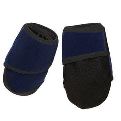 Wound Dog Boots with Gauze Pads - Set of 2