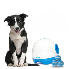 ifetchToo Dog Ball Machine for Large Dogs *IN STOCK* - Keep Doggie Safe