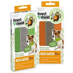 Insect Shield Dog Neck Gaiter