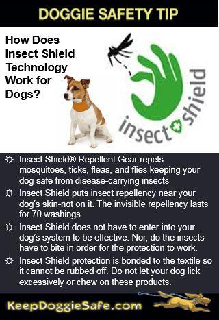Car Ramps For Sale >> Insect Shield Dog Neck Gaiter | KeepDoggieSafe.com – Keep ...