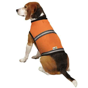 Insect Shield Dog Reflective Vests - Keep Doggie Safe