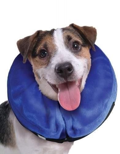 Kong- Air Collar - Soft  Ecollar for Recovery - Keep Doggie Safe