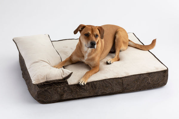 Chill Out Cooling Gel Dog Bed
