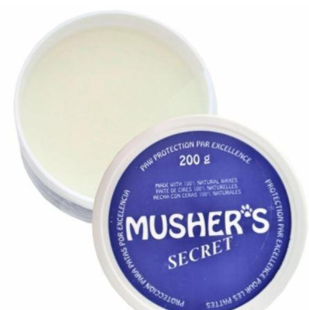 Musher's Secret Dog Paw Protective Wax Balm