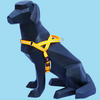 Wigzi Waterproof Reflective Dog Harness