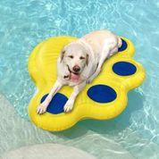 Paw Shaped Dog Life Raft - Keep Doggie Safe
