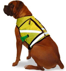 PooBoss Reflective Dog Vest