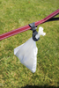 Poop Bag Leash Clip