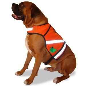 PooBoss Reflective Dog Vest - Keep Doggie Safe