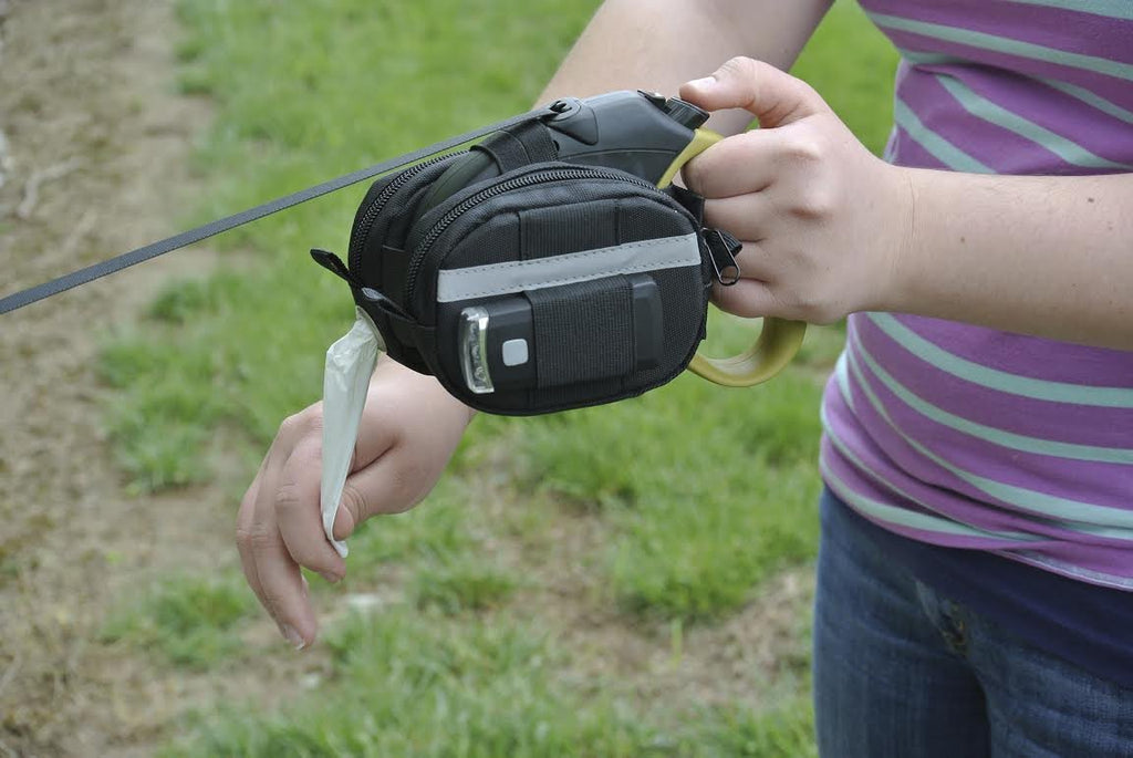 Retractable Leash Carry-All