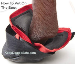 Ultra Paws Durable Rugged Dog Boots