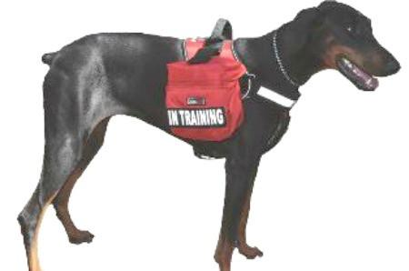 service dog harness bags 12?v=1517956763 dogline side utility bags for unimax service dog harness