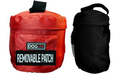 Dogline Side Utility Bags for Unimax Service Dog Harness