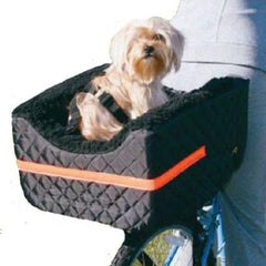 Pet Rider Bicycle Seat Lookout - Keep Doggie Safe