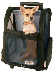 Snoozer™ Roll Around Pet Carrier Backpack