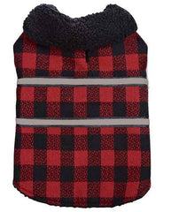 Plaid Reversible Thermal Blanket Coats -WINTER SALE !