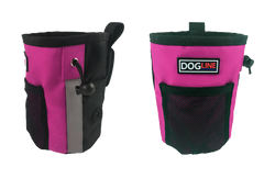 Dogline Beta Treat Pouch and Built-In Waste Bag Dispenser