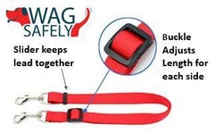 Dog Safety Tether for Bike Seats & Shopping Carts