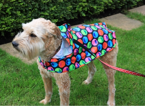 Packable Dog Rain Coat
