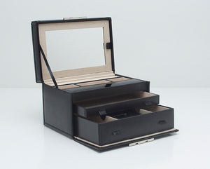 Queen's Court Jewelry Case~Medium