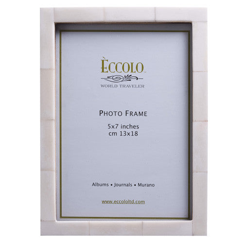 Natural Simple Frame Collection Ivory Simple Frame 4 x 6