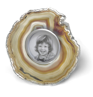 "Picture Frame~4""Agate"