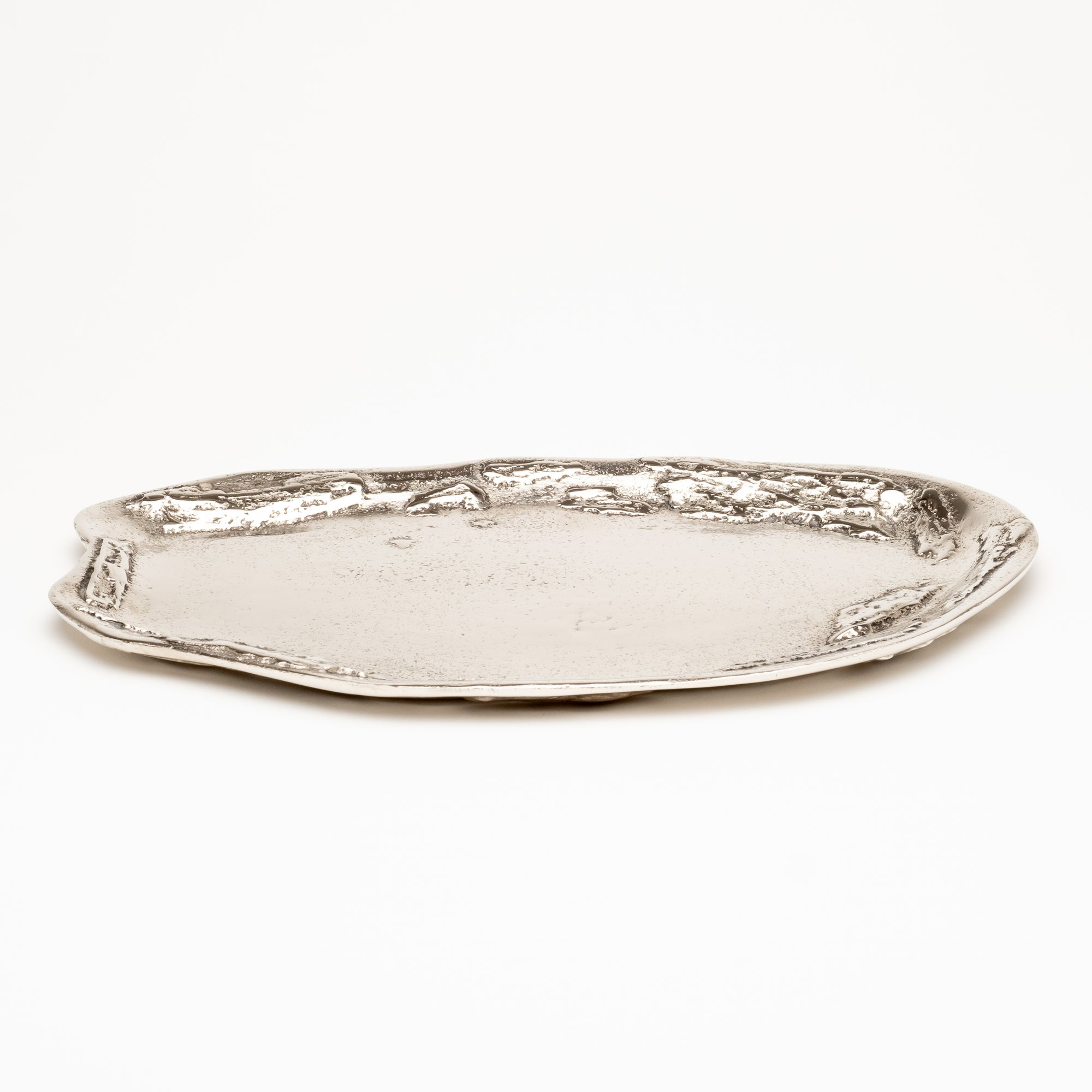 Metallic Forest Tray, Food Safe