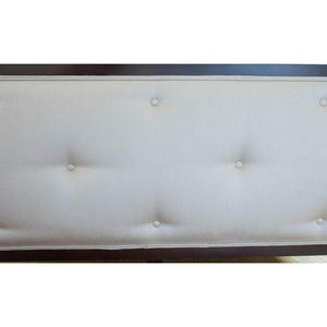 "Century Furniture ""Omni"" Upholstered Queen Bed"