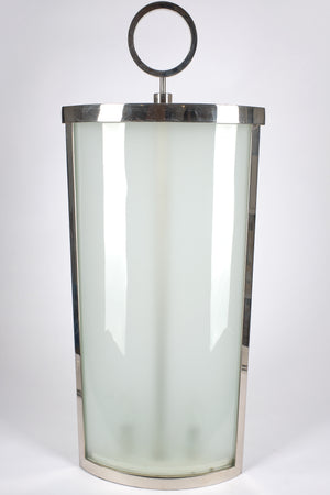 Elliptical Lantern Lamp