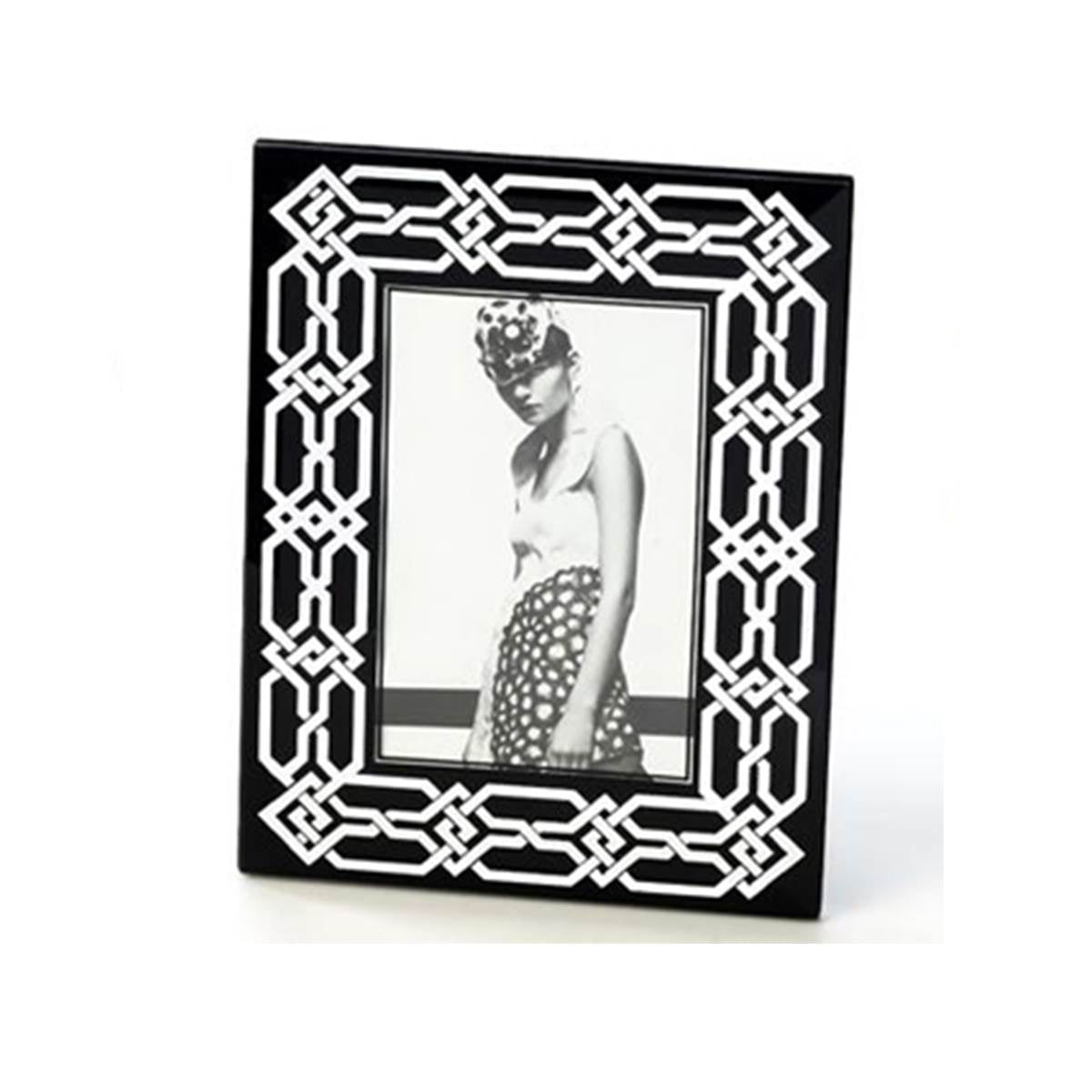 Picture Frame~Double Link 4x6 - B Moore Design, Inc.